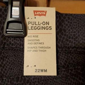 Levi's Pull-on Leggings 22WM